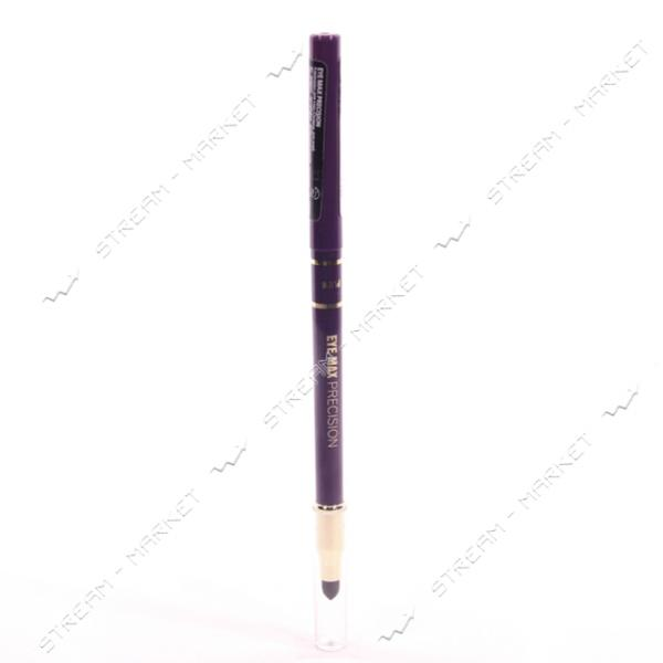 Карандаш для глаз Eveline Cosmetics Eye Max precision Фиолетовый