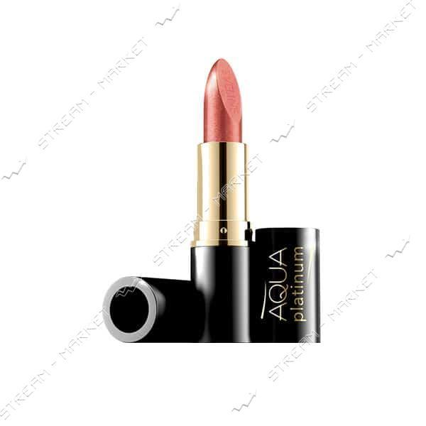 Губная помада Eveline Cosmetics Aqua Platinum Ультраувлажняющая №430