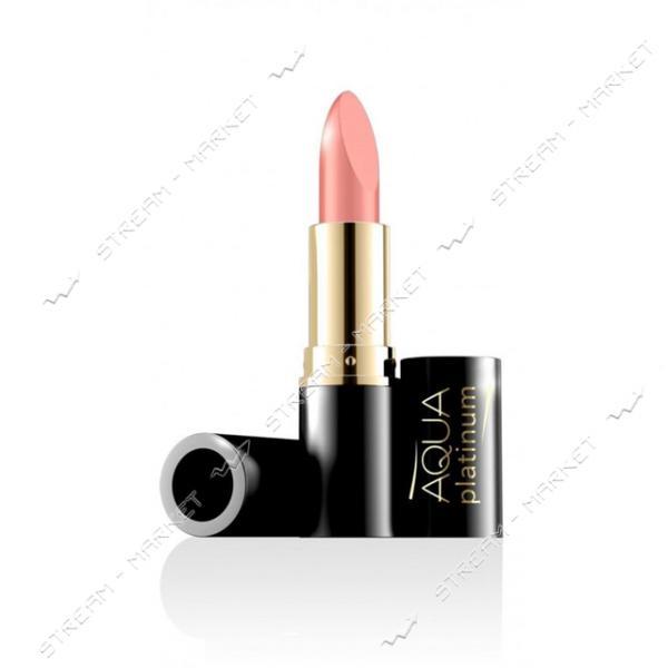 Губная помада Eveline Cosmetics Aqua Platinum Ультраувлажняющая №451