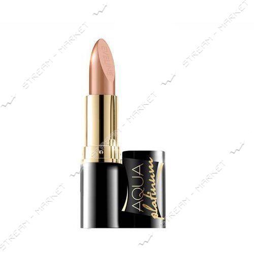 Губная помада Eveline Cosmetics Aqua Platinum Ультраувлажняющая №483