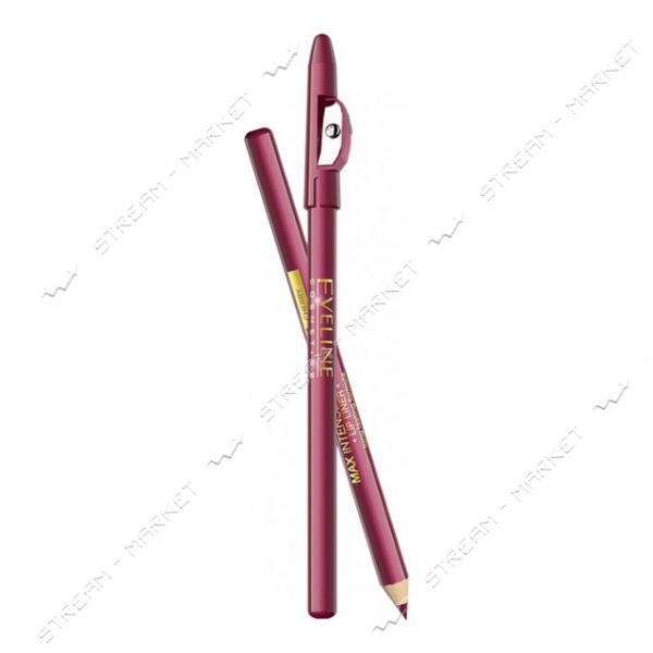 Карандаш для губ Eveline Cosmetics контурный с точилкой №19 Cherry