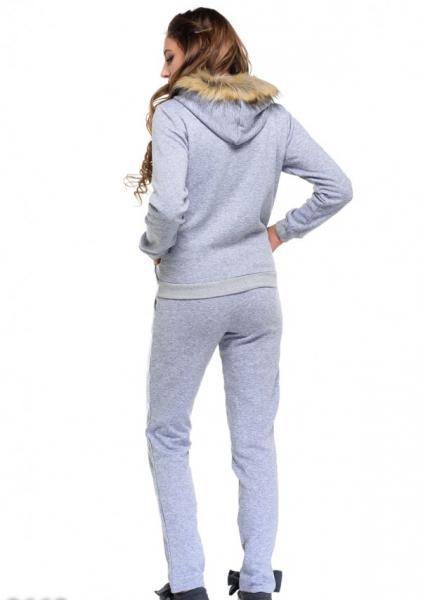 Фото  Спортивные костюмы ISSA PLUS 9668  L светло-серый