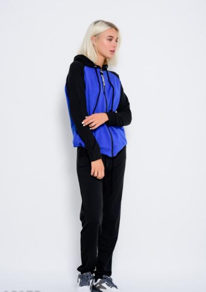 Фото  Спортивные костюмы ISSA PLUS 10175  S черный/синий