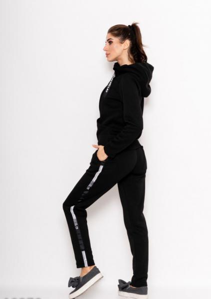 Фото  Спортивные костюмы ISSA PLUS 10270  M черный