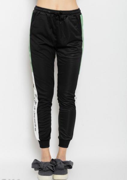 Спортивные штаны ISSA PLUS 7416  S черный