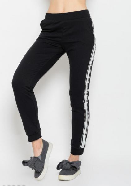 Фото  Спортивные штаны ISSA PLUS 10299  L черный