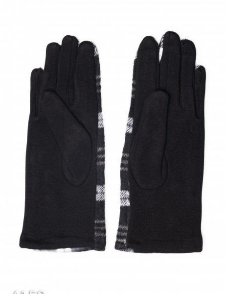 Фото  Женские перчатки ISSA PLUS 4159  L черный