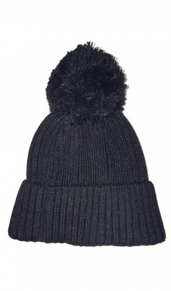 Фото  Женские шапки ISSA PLUS 4074  Universal синий