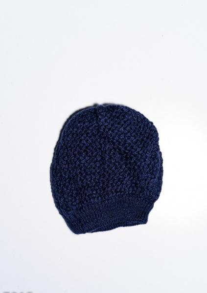 Фото  Женские шапки ISSA PLUS 7915  Universal синий