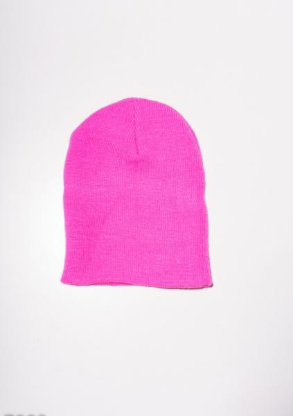 Фото  Женские шапки ISSA PLUS 7983  Universal малиновый