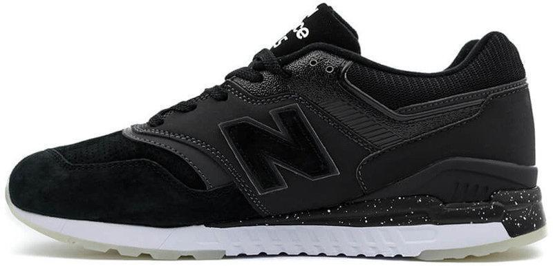 Кросівки чоловічі, obuwie męskie Нью Беленс, баланси, Нью Баланс New Balance REV lite 997.5 Black
