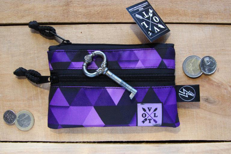 Ключница Volt BS purple, чехол для ключей