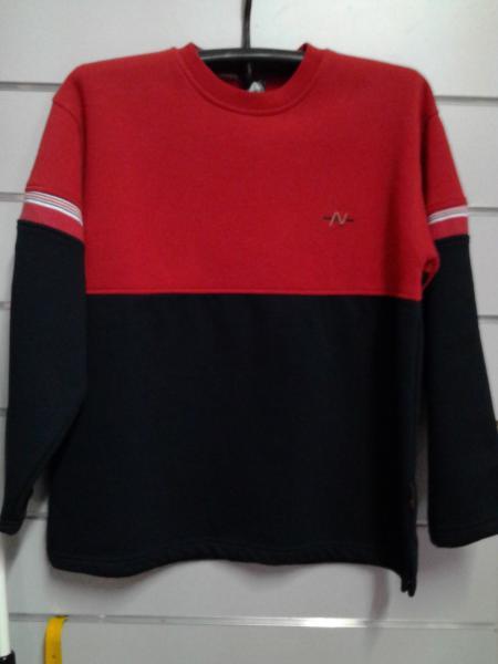 Кофта ACG черно-красная