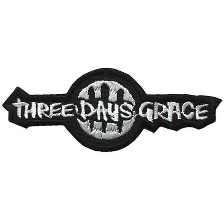 Нашивка Three Day Grace