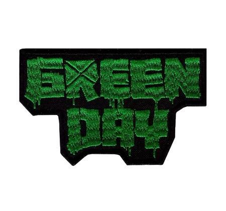 Нашивка Green Day