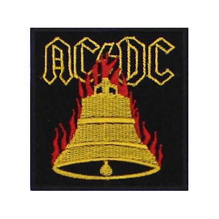 Нашивка AC/DC