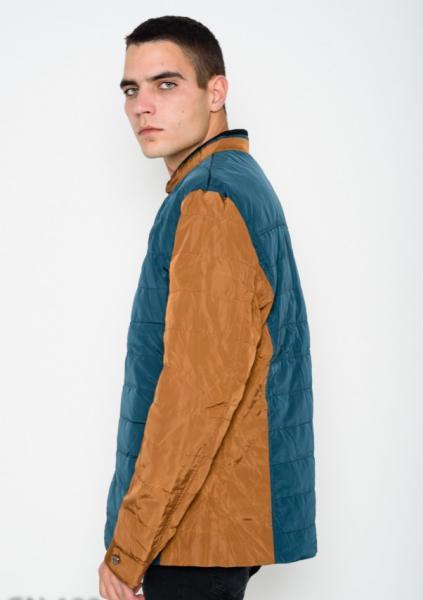 Фото  Куртки ISSA PLUS GN-132  L бирюзовый