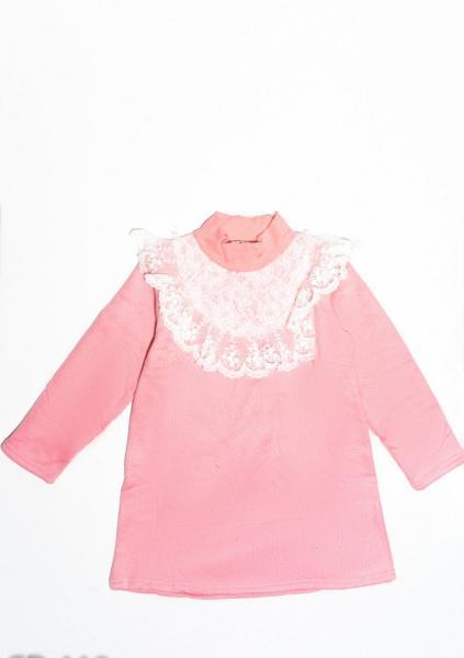 Толстовки ISSA PLUS CD-119  8 лет (123-128р) розовый