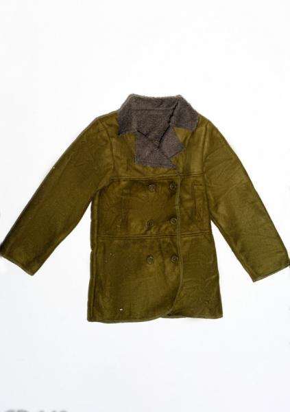 Куртки ISSA PLUS CD-142  12 месяцев (78-82р) хаки
