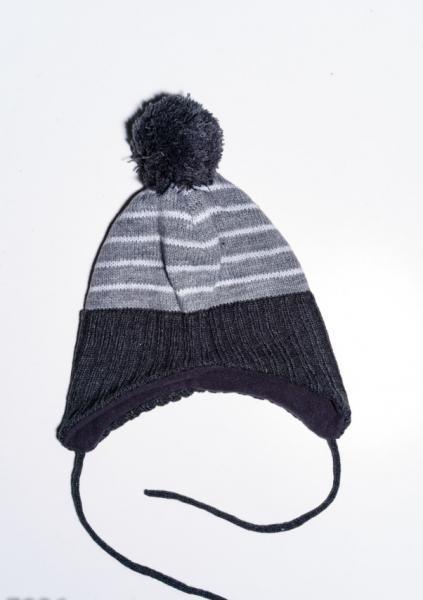 Детские шапки ISSA PLUS 7936  Universal серый