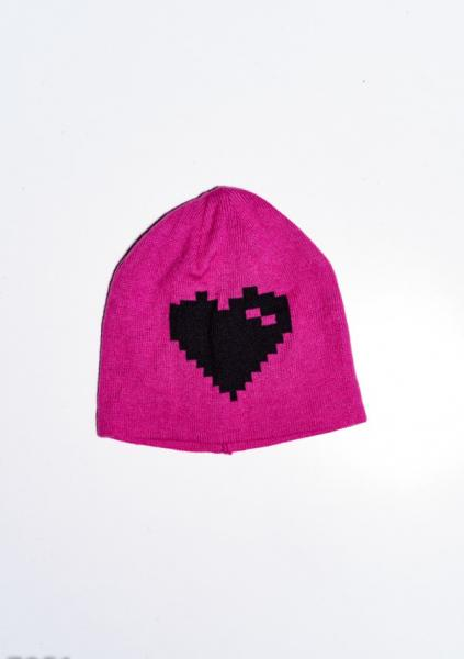 Фото  Детские шапки ISSA PLUS 7951  Universal малиновый