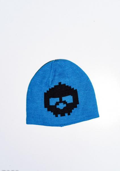 Фото  Детские шапки ISSA PLUS 7952  Universal синий