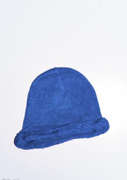 Фото  Детские шапки ISSA PLUS 7941  Universal голубой