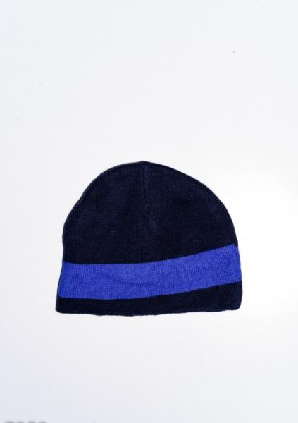 Детские шапки ISSA PLUS 7958  Universal темно-синий