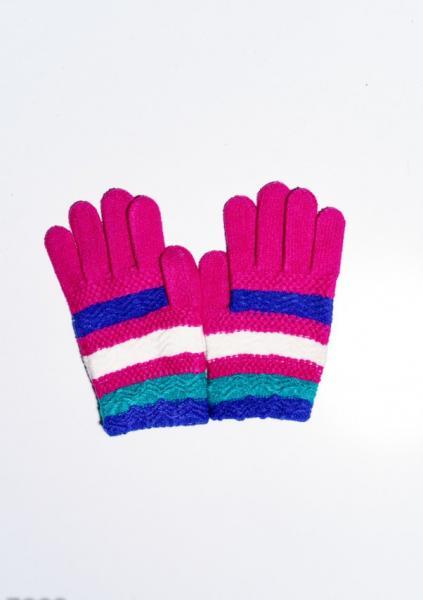 Детские перчатки и варежки ISSA PLUS 7893  Universal розовый