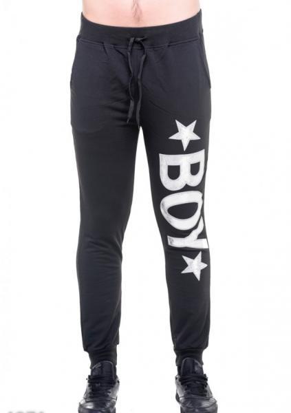 Спортивные штаны ISSA PLUS 4871  M черный