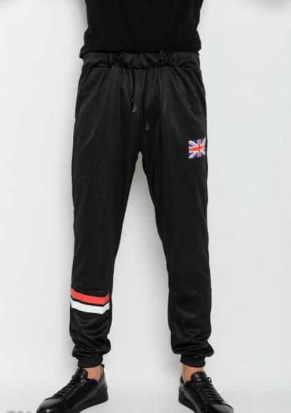 Спортивные штаны ISSA PLUS GN-75  M черный