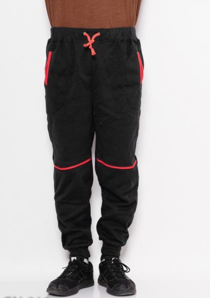 Спортивные штаны ISSA PLUS GN-218  S черный
