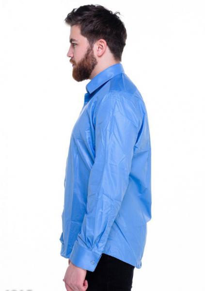 Фото  Рубашки ISSA PLUS 4915  L синий