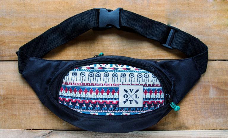 Поясная сумка, Бананка VOLT Indy Camp