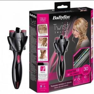 Фото Красота и здоровье, Все для красивых волос Прибор для плетения косичек BaByliss Twist Secret