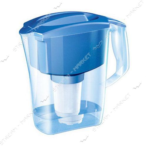 Кувшин для воды Аквафор Аметист 2.8 л с кассетой