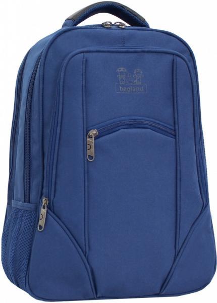 Украина Рюкзак для ноутбука Bagland Рюкзак под ноутбук 537 21 л. Синий (0053766)