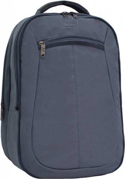 Украина Рюкзак для ноутбука Bagland Рюкзак под ноутбук 536 22 л. Темно серый (0053666)