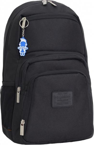 Украина Рюкзак для ноутбука Bagland Freestyle 21 л. Чёрный (0011966)