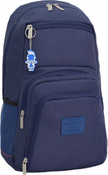 Украина Рюкзак для ноутбука Bagland Freestyle 21 л. 330 чорнильний (0011966)