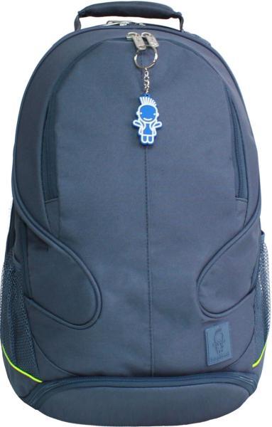 Украина Рюкзак для ноутбука Bagland Рюкзак ZOOTY 24 л. Серый (00531662)