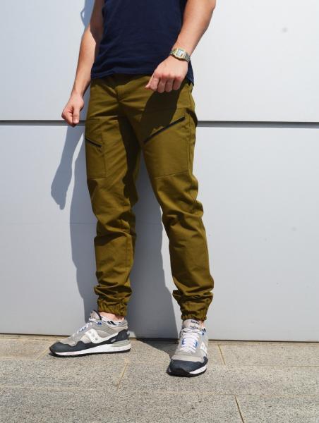 Мужские брюки карго ТУР  Apache цвет темно-синие M, Горка