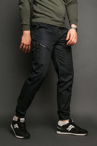 Мужские брюки карго ТУР  Apache цвет темно-синие L, Синий