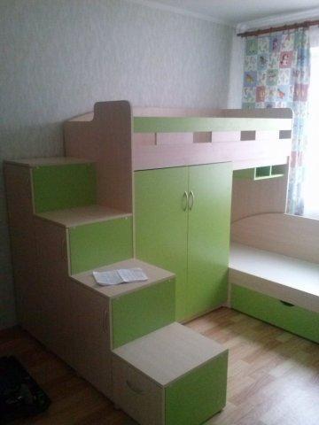 Мебель для детской комнаты (детская, подростковая) на заказ в Гродно