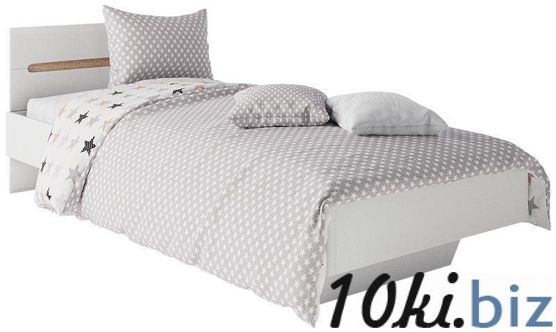 Кровать 1 сп.(90х200) Бьянко Свiт Меблiв - Детские и подростковые кровати в магазине Одессы