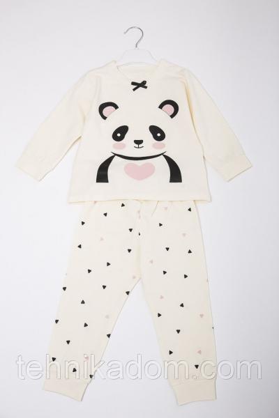 Пижама 71050 (молочный)