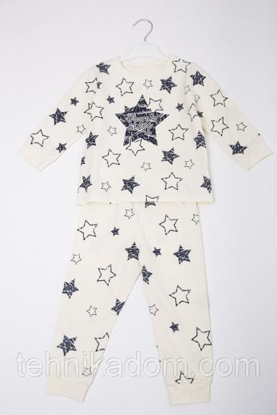 Пижама 71020 (молочный)