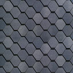 Черепица гибкая Shinglas Вестерн ниагара уп. 1,5 м2