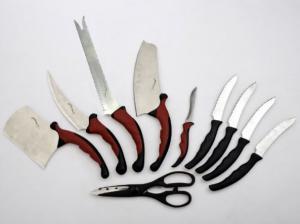 Фото Товары для кухни, Ножи Набор кухонных ножей Contour Pro Knives (Контр Про)