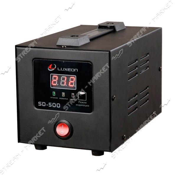 Стабилизатор напряжения LUXEON релейный тип SD-500
